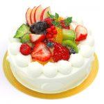 【カタログ】バースデーケーキ・デコレーションケーキコレクション